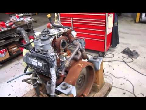 new take out international vt275 diesel engine youtube rh youtube com MaxxForce 5 Diesel Engine International VT275 4 5 Engine