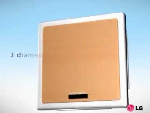Lg Art Cool Picture Frame Ductless Mini Split System Introduction