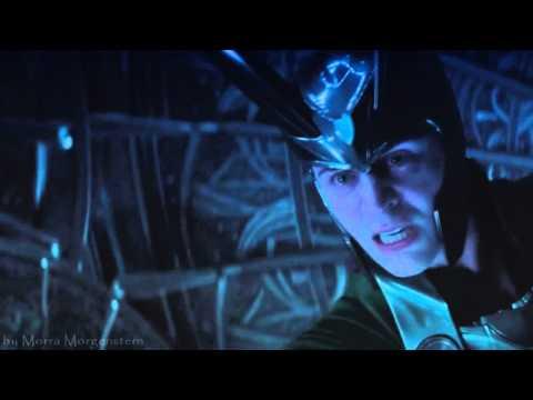 [Thor] Loki is Futuristic lover