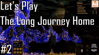 The Long Journey Home - An Empty Tank - Let's Play 2/5