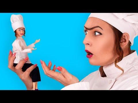 6 лайфхаков и поделок для кукол / Куклы – персонажи Трум Трум