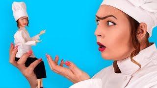 6 лайфхаков і виробів для ляльок / Ляльки – персонажі Трум Трум