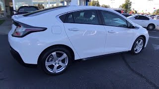 2018 CHEVROLET VOLT Redding, Eureka, Red Bluff, Chico, Sacramento, CA JU117264