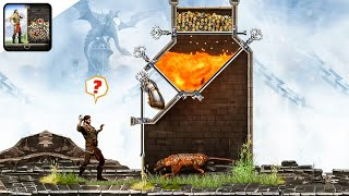 EVONY: the kings reтurn - All Levels (1 - 20) puzzles SOLUTIONS gameplay [Android iOS]