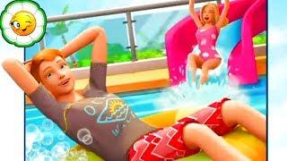 Barbie Dreamhouse Adventures #2  Дом мечты: Вечеринка Кена у бассейна! Полная версия игры