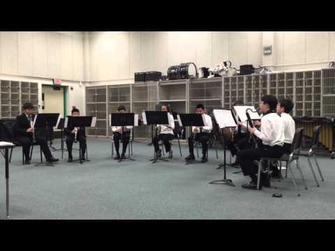 William tell overture robinson wind ensemble clarinet