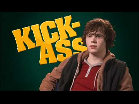 Kick-Ass Evan Peters Interview