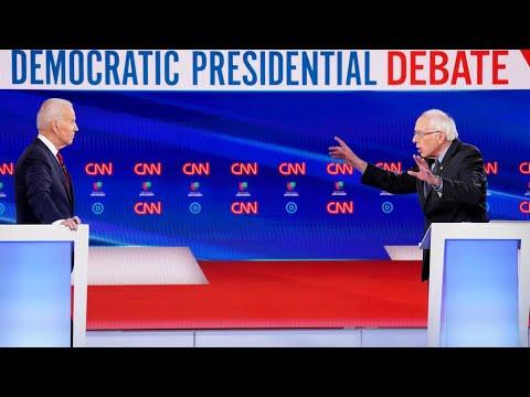 Biden, Sanders focus on coronavirus crisis in one-on-one ...
