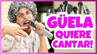 Daniel El Travieso - Güela Quiere Cantar!