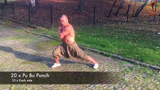 Your Shaolin Fitness Workout