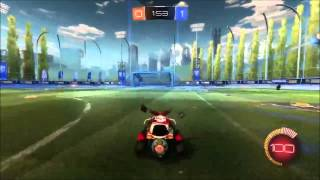 Rocket League ESL Kick Off Cup #1 - Rainbow Rocketeers V RoughNeX Game 2
