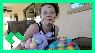 amazing fun easter egg dying day 1841