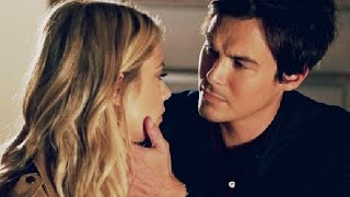 Hanna & Caleb||Разлюбить не в силах