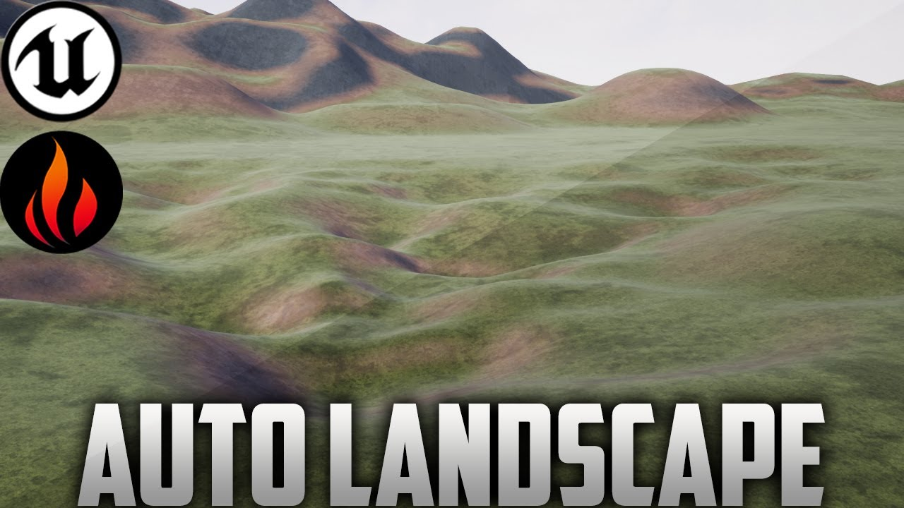 The Power of Procedural – Landscape Material – James Field