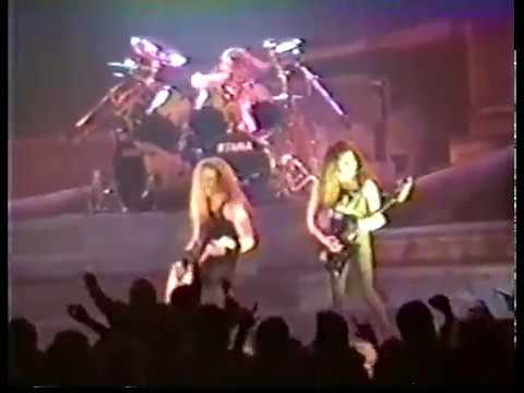 Metallica - Live in Tulsa, OK, USA (1989) [Full show]