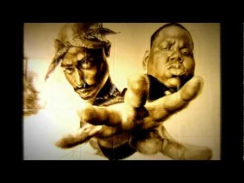 2Pac & Biggie Smalls - Runnin' Rapstep Remix 2013