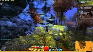 [Guild Wars 2] Devast-Distrikt | Agnos-Schlund | Phasmatis-Korridor | Schwertkreuz  Aussichtspunkt