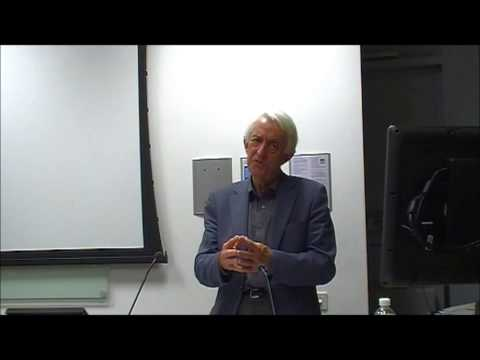 Prof. Paul Rogers: 'Evolution of the security paradigm after the failed war on terror'
