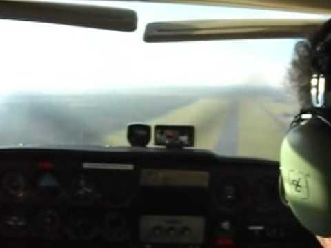 Glide In Landing at EHBD