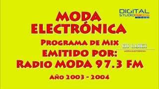 MODA ELECTRONICA: Rock My Heart - Emitido por Radio MODA Año 2003 - 2004