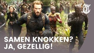 Recensie Avengers: Infinity War: 'knokpartij vol bekende gezichten'
