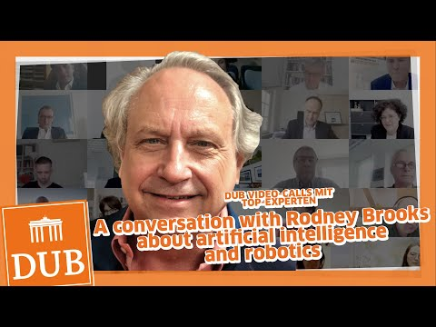 AI-Expert Rodney Brooks about robotics and what we can expect from machines in the next years