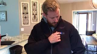 Milwaukee heated jacket M12