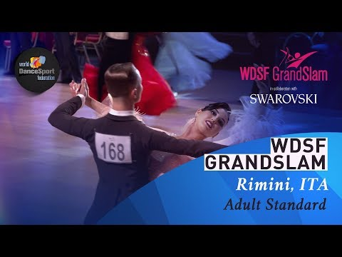 Varfolomeev - Masharova, ITA   2019 GrandSlam STD Rimini   R2 VW