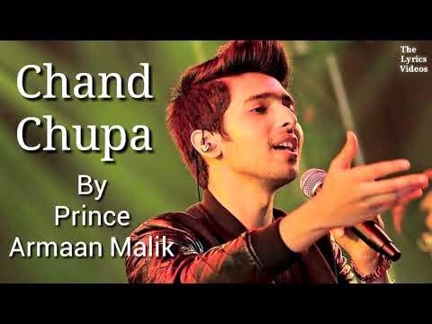 Chand Chupa Badal Mein lyrics