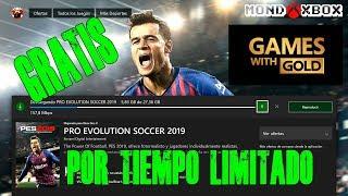 Juega GRATIS por tiempo limitado Pro Evolution Soccer 2019 en Xbox One|MondoXbox