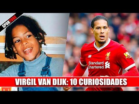 10 Curiosidades sobre Virgil VAN DIJK