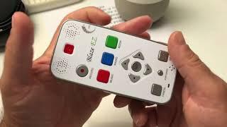 [BLAZE E.T] Lecteur De Livres Audio EPUB Scanner De Poche Radio Lecteur MP3 Dictaphone Tout en 1 !!!