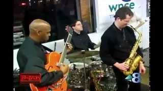 """The Tony Jenkins Jazz Trip:  """"8 Trax Live"""" TV Special January 2009"""