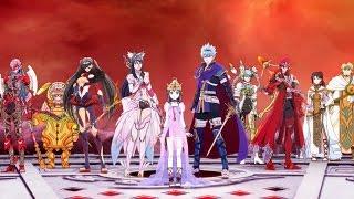 Tokyo Mirage Sessions ♯FE (JP) - Itsuki Aoi & FORTUNA ALL STARS: Fire Emblem ~Drama's Light~