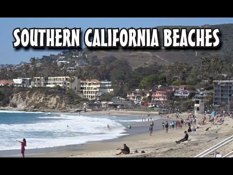 SPRING BREAK: SOUTHERN CALIFORNIA BEACHES (SONY DSC-WX500)