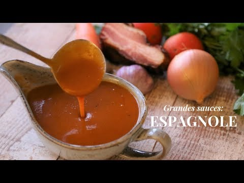 espagnole-sauce:-history,-origin-and-how-to-make-it-step-by-step