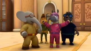 Babar and the Adventures of Badou - 49 - Operation Secret Switcheroo  Forget-Me-Nut
