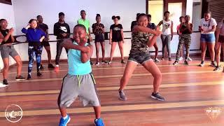 Winston Adaba Choreography || Petit Afro - NGWASUMA #Petitafrochallenge Afro Dance