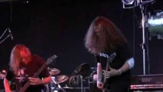 INFECTED BRAIN  - Post Mortem - Live at Bornstokk (BRAND NEW SONG)