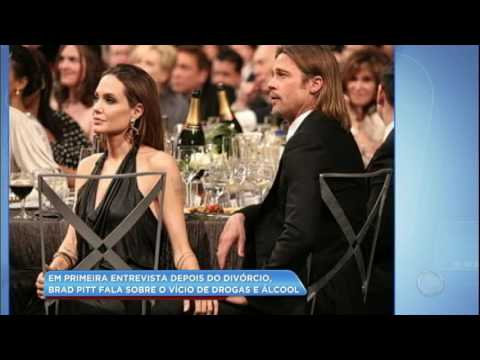 Hora da Venenosa: Brad Pitt fala pela primeira vez sobre separação de Angelina Jolie