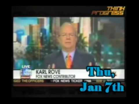 Karl Rove Blames Underwear Bomber On NCTC - Then Defends It