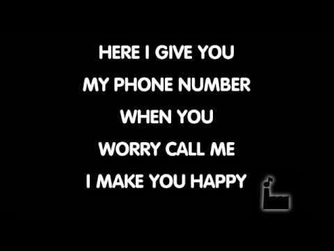Karaoke - Dont Worry, Be Happy