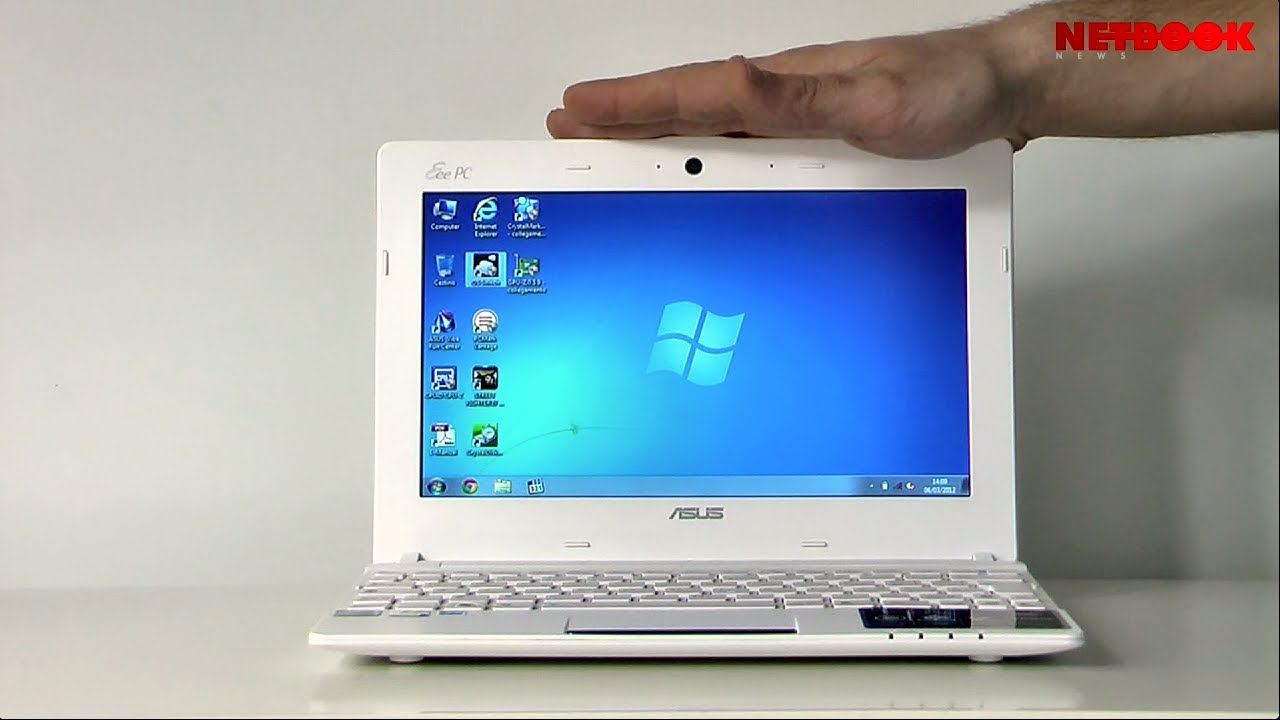 Asus Eee PC 1005HA Netbook Expresss Gate Download Driver