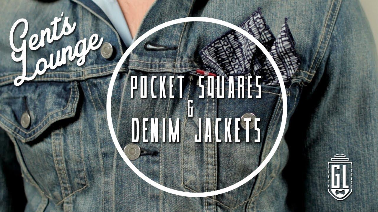 Mens jacket pocket handkerchief - Mens Jacket Pocket Handkerchief 23