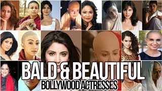 9 Bollywood Actresses Who Went For The BALD Look in Films