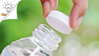 3 Creative Idea To Reuse Plastic Bottles Lids