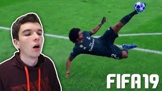 EU PAREI COM O MARCELO, OLHA O GOL DELE!!! MELHORES GOLS DO FIFA 19!!!