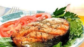 Рыба запеченая с картошкой в духовке