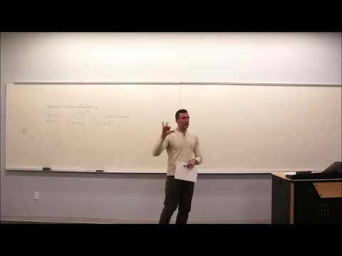 Particle Physics (2018) Topic 2: Groups and Representations