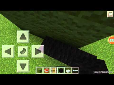 how to make a working sink in minecraft pe